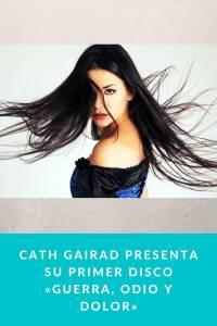 Cath Gairad presenta su primer disco «Guerra, odio y dolor» - Munduky
