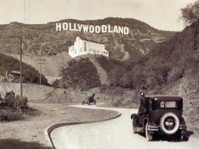 El cartel de Hollywood