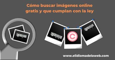 Cómo conseguir fotos para tu web (gratis y legal)