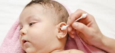 Cuidado De Los Oídos Del Bebé