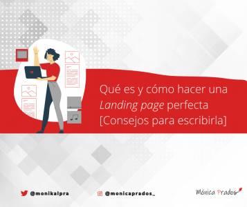 Cómo crear una Landing page perfecta ^[Ejemplo]