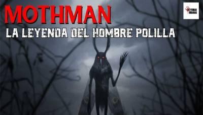 ️ MOTHMAN la Leyenda del Hombre  Polilla