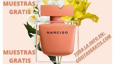 13.000 Muestras Gratis Del Perfume Narciso