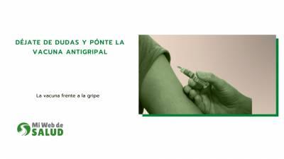 Vacuna antigripal: ¿ya toca de nuevo?