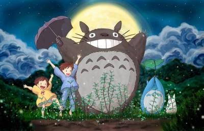 La leyenda urbana de Totoro