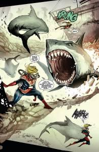 Dcsos (1 A 6), Amistoso Vecino Spiderman (1 A 5), Superman 8 Y 9, Jane Foster: Valquiria 1 Y Capitana Marvel 2