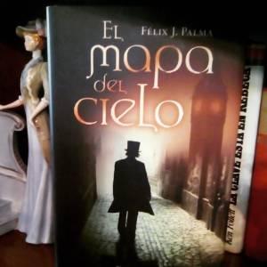 Reseña: Trilogía Victoriana 2 - El mapa del cielo de Félix J. Palma