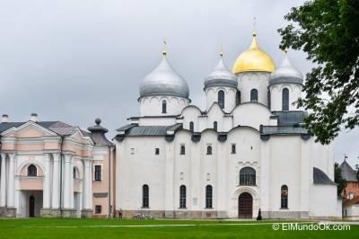 Qué ver en Veliki Nóvgorod, la ciudad que presume ser la cuna de Rusia