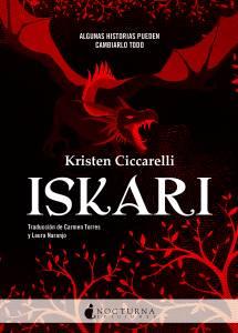#Reseña ISKARI - Kristen Ciccarelli