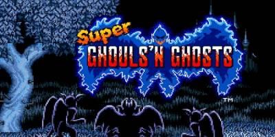 Memorias Retro: Súper Ghouls 'N Ghosts Un ''Dark Souls'' Pero De La Vieja Escuela