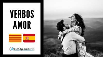 102 verbos del amor en catalán y español
