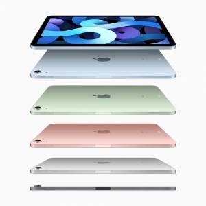 ¿Ya viste la nueva iPad Air 4 totalmente rediseñada? - MasQmoviles
