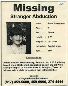 El terrible caso que inspiró la Alerta AMBER