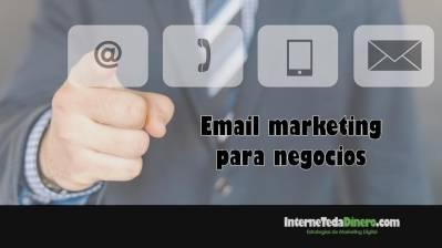 Email marketing para negocios | Marketing Digital Colombia