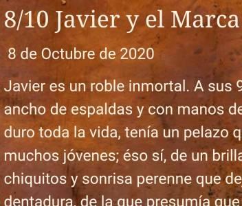 Residencia: Javier y el Marca