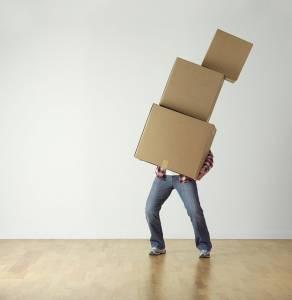Padre Primerizo: ¿Dónde irán mis cosas?