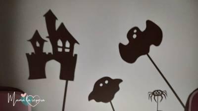 Teatro de sombras para imprimir