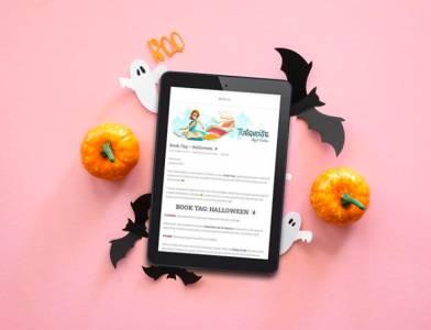 Book Tag – Halloween