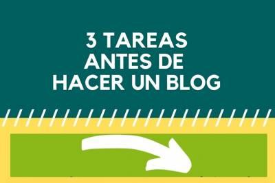 Empieza un blog BIEN en 2020-2021 con 3 pasos - Creando Blog