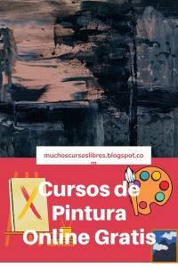 Cursos de Pintura Online Gratis