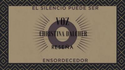 Reseña: Voz, de Christina Dalcher