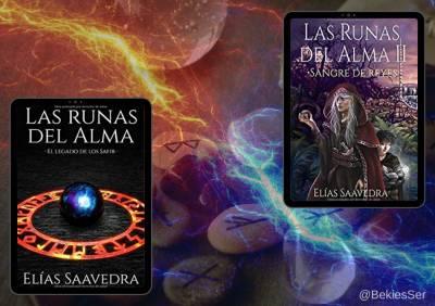 Hablemos de fantasía y almas con Elías Saavedra