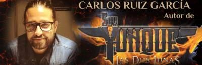 Hablemos De Fantasía Con Carlos Ruiz García - Por Jessica Galera Andreu