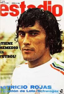 Patricio Rojas: (1973-1976)