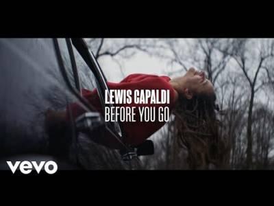 El blog de Ángela: Lewis Capaldi - Before You Go (Official Video)