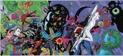 Criaturas Del Pantano, Estela Plateada De Dan Slott Y Mike Allred Y Spiderman #1 De J.j. Abrams (Reseñas)