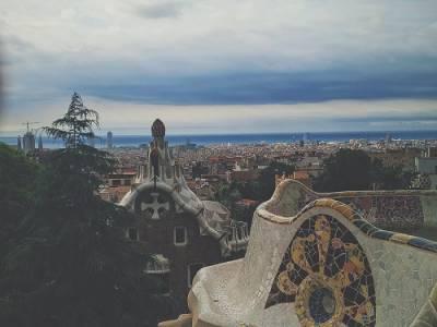 Visita al Parc Güell en Barcelona