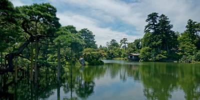 Kenroku-en, el jardín de los seis atributos