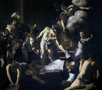 Cosas De Historia Y Arte: El Martirio De San Mateo, Los Martes De Caravaggio