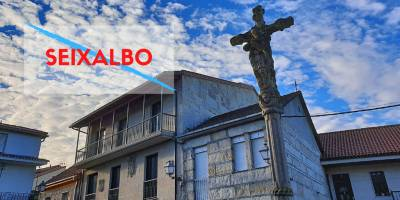 Seixalbo, una singular parroquia ourensana