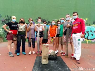 Bilbao y los deportes rurales en Getxo | viajefilos. com