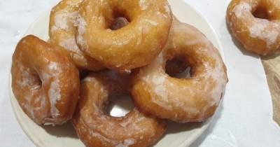 Mis Recetas de cocina y trucos: Donuts caseros