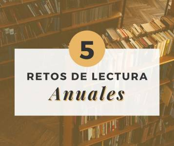 5 Retos de Lectura Anuales