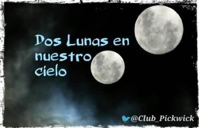 Dos Lunas en nuestro cielo