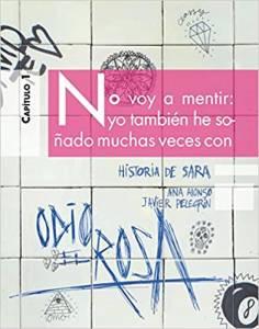 [Reseña] De seguir así… Sobre 'Odio el rosa. Historia de Sara' de Ana Alonso