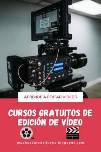Cursos Gratuitos de Edición de Vídeo