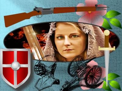 Mujeres precursoras en la guerra