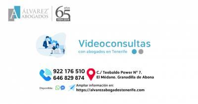 Videoconsulta Abogados Tenerife   Alvarez Abogados Tenerife