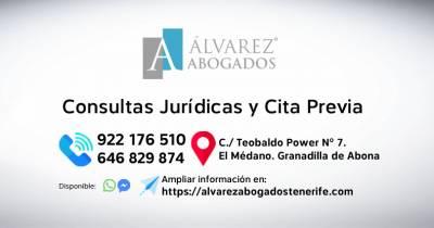 Contacto Alvarez Abogados Tenerife   Alvarez Abogados Tenerife