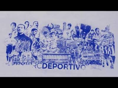 Cosas de Galicia : El Deportivo de La Coruña cumplió 114 años