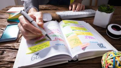 Las 5 cosas que debes saber para elegir la mejor agenda