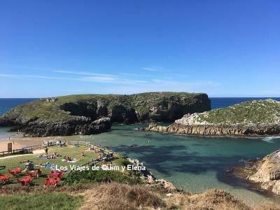 Playas de Asturias que hemos visitado