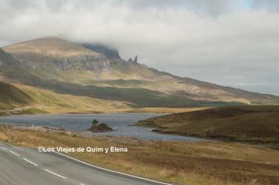 Isla de Skye, ¡Qué pedazo isla!
