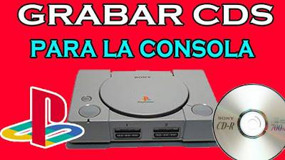▷ Cómo grabar juegos de PS1, Saturn, Dreamcast, etc