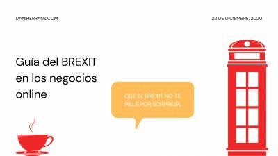 Guía del BREXIT en los negocios online | Asesor fiscal negocios online