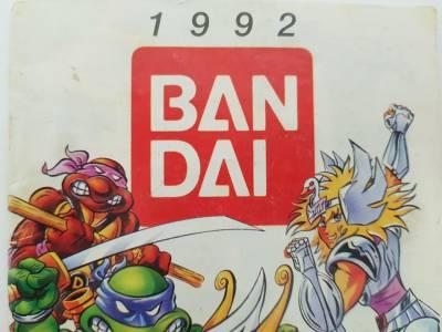Catálogo de Juguetes 1992